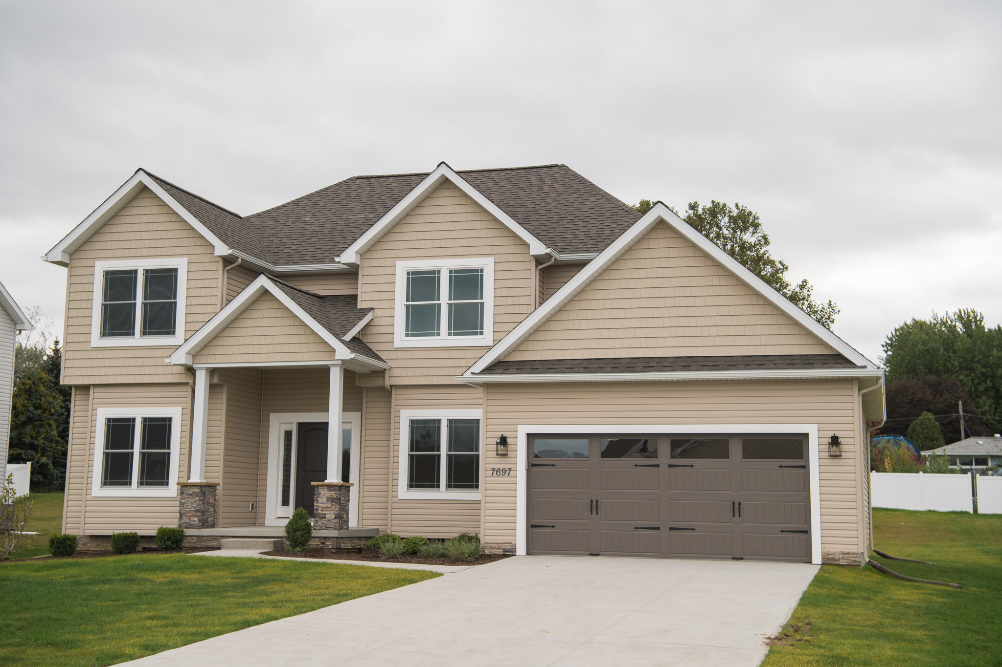 Maleno Custom Built Home in Erie PA
