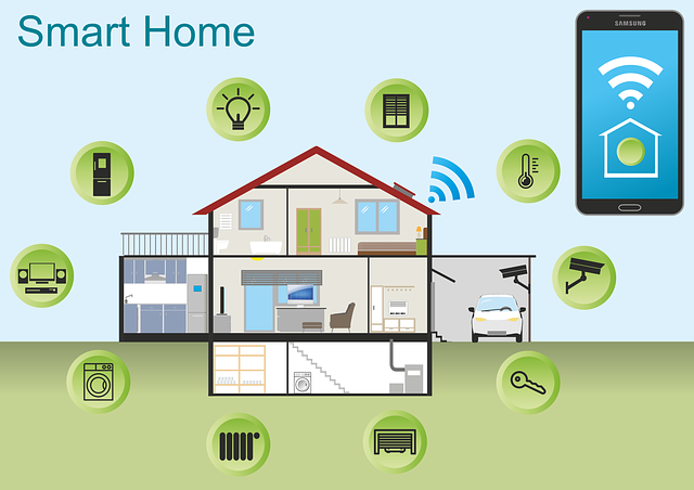 Sharpen Up With A Smart Home