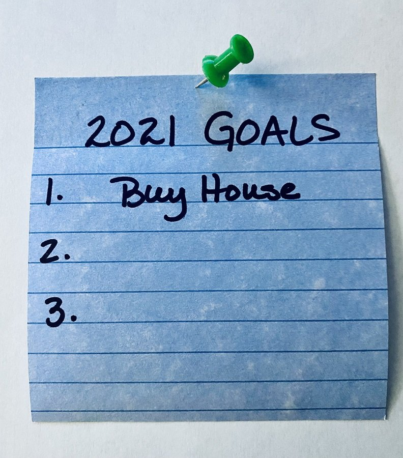 Six New Year's Resolutions that Can Help First-Time Buyers Save for a Home