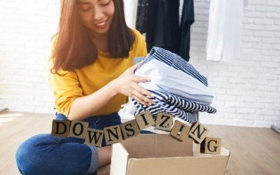 Here's How to Successfully Prepare for Downsizing Your Home