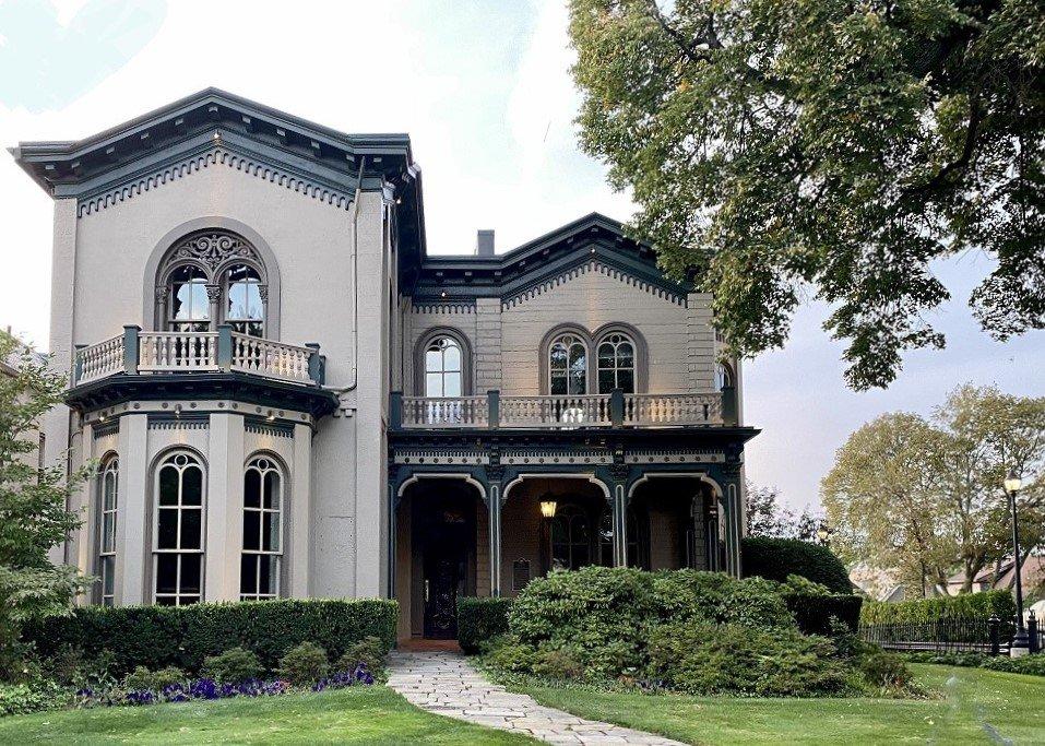 Eight Historical Homes in Erie, Pennsylvania