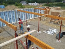 A Superior Home Foundation for New Construction