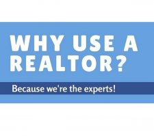 INFOGRAPHIC: Why Use A Realtor