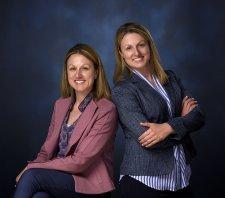 Aimee Pfleger & Angie Rinn