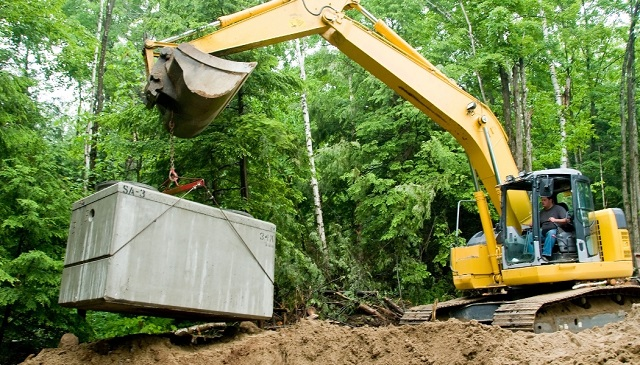 septic system installation